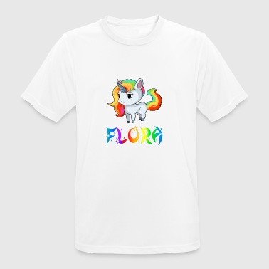Unicorn flora - Men's Breathable T-Shirt