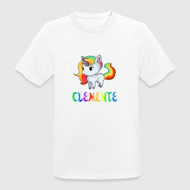 Unicorn Clemente - Men's Breathable T-Shirt