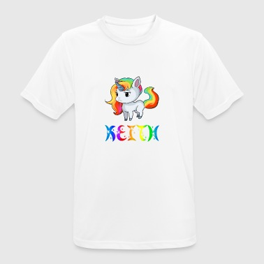 Unicorn Keith - Men's Breathable T-Shirt