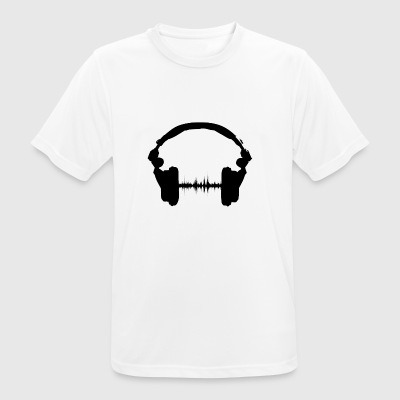 Music - Men's Breathable T-Shirt