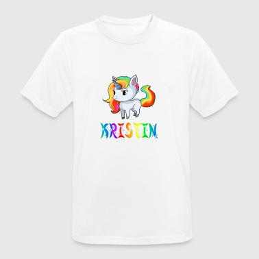Unicorn Kristin - Men's Breathable T-Shirt