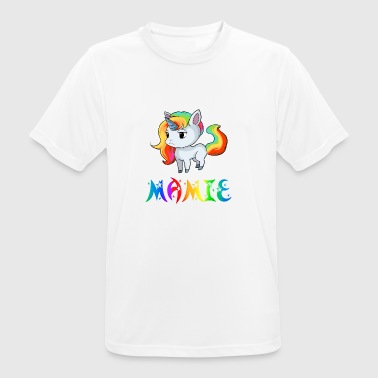 Unicorn Mamie - Men's Breathable T-Shirt