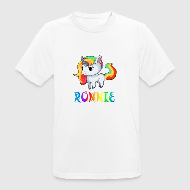 Unicorn Ronnie - Men's Breathable T-Shirt