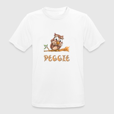 Chouette Peggie - T-shirt respirant Homme