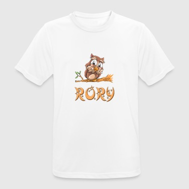 Owl Rory - Men's Breathable T-Shirt