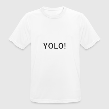 YOLO - T-shirt respirant Homme