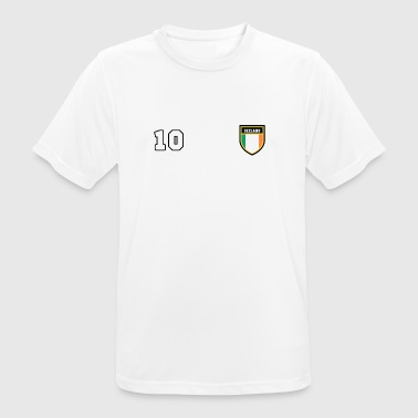 Ireland T-shirt Irish Flag - Männer T-Shirt atmungsaktiv