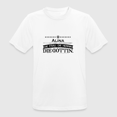birthday goettin Alina - Men's Breathable T-Shirt