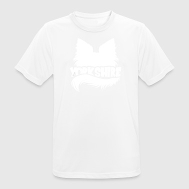 Yorkshire Silhouette - Men's Breathable T-Shirt