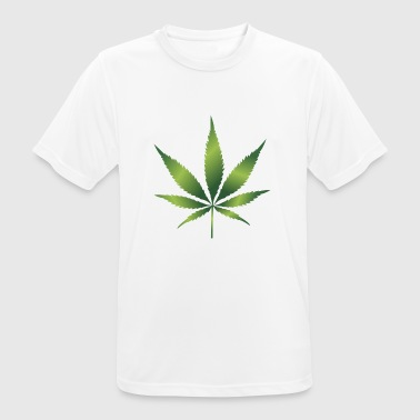 MARIJUANA - Men's Breathable T-Shirt
