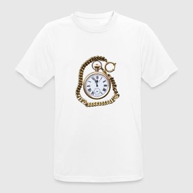 Clock - Men's Breathable T-Shirt