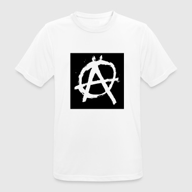 anarchy - Men's Breathable T-Shirt