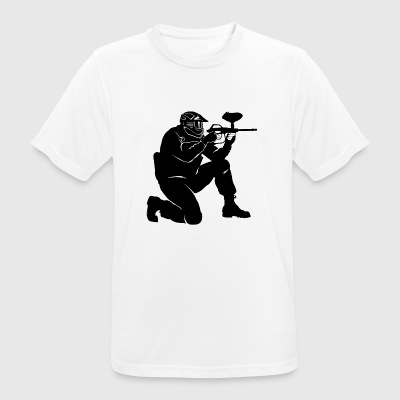 paintball - Camiseta hombre transpirable