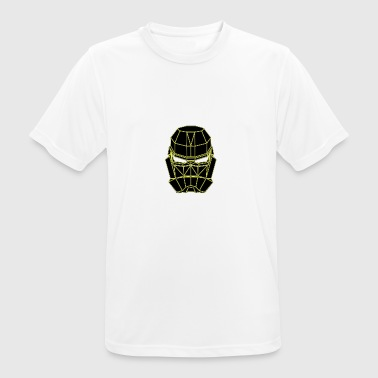 spacemask yellow - Men's Breathable T-Shirt