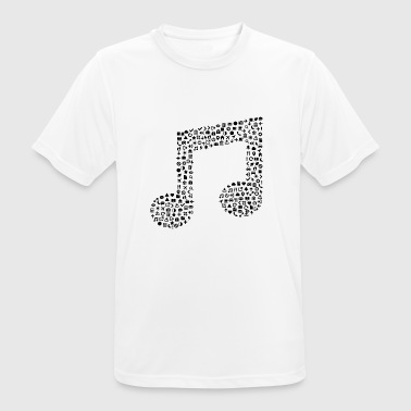 Audio - Men's Breathable T-Shirt