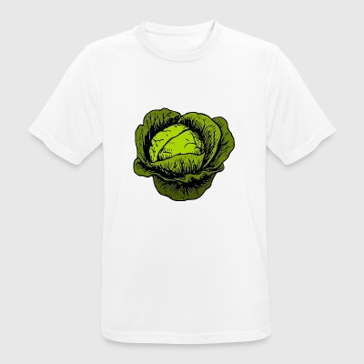 cabbage - Men's Breathable T-Shirt