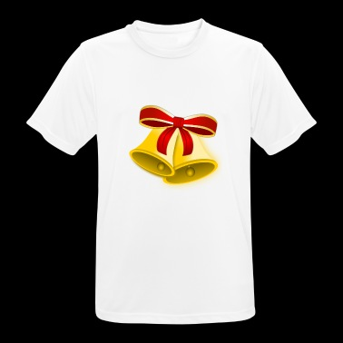 Christmas bells - Men's Breathable T-Shirt