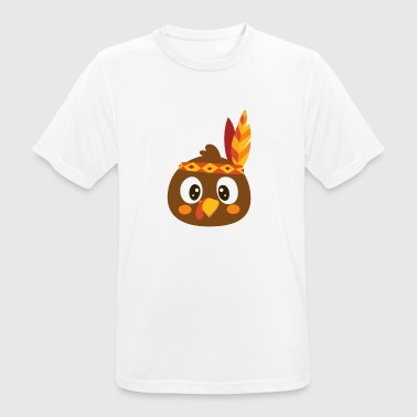 Thanksgiving turkey - Men's Breathable T-Shirt