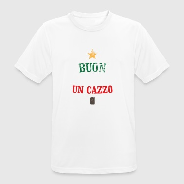 buon natale merry christmas merry christmas - Men's Breathable T-Shirt