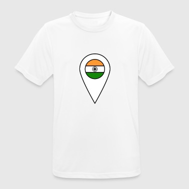 India - Men's Breathable T-Shirt