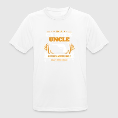 Gun Smithing Uncle Shirt Gift Idea - Men's Breathable T-Shirt
