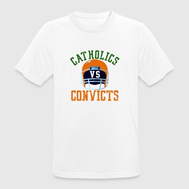 Catholics Vs Convicts 1988 Classic - Men's Breathable T-Shirt