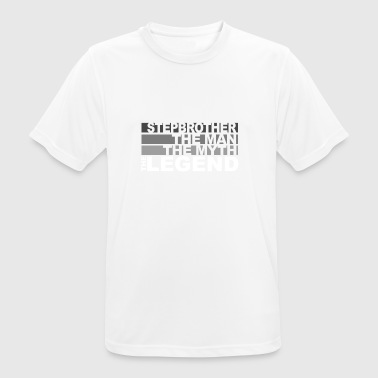 Stepbrother - Männer T-Shirt atmungsaktiv