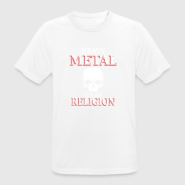 Heavy Metal - It's my religion - Heading nation - Men's Breathable T-Shirt