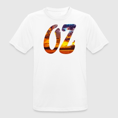 OZ - Men's Breathable T-Shirt