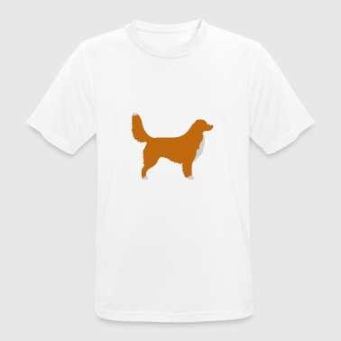 Nova Scotia Duck Tolling Retriever - Men's Breathable T-Shirt