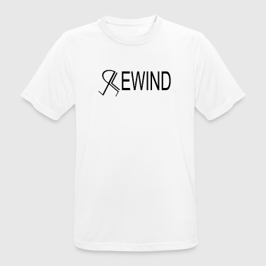 rewind - Men's Breathable T-Shirt