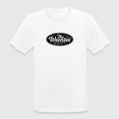 """The Weentee"" Vintage Style - Men's Breathable T-Shirt"