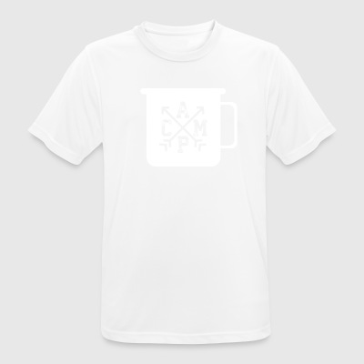 Camp - Men's Breathable T-Shirt