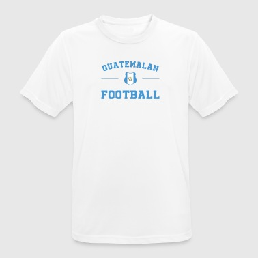 Guatemala Football Shirt - Guatemala Soccer Jersey - Men's Breathable T-Shirt