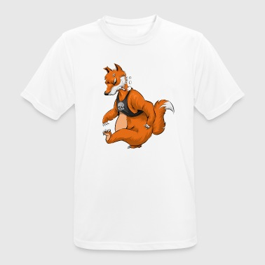 Fox - Men's Breathable T-Shirt