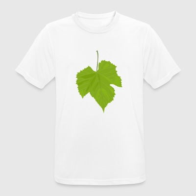 Maple leaf - Men's Breathable T-Shirt