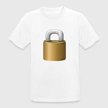 lock - Men's Breathable T-Shirt