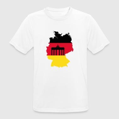 tee shirts contour allemagne commander en ligne spreadshirt. Black Bedroom Furniture Sets. Home Design Ideas