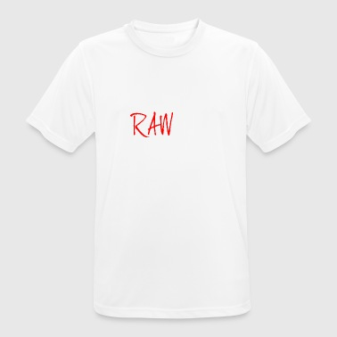 BE MY RAW FILE - Men's Breathable T-Shirt