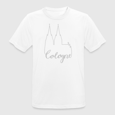 Cologne - T-shirt respirant Homme