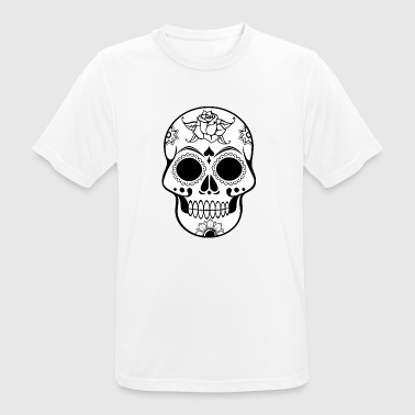 skull - Men's Breathable T-Shirt