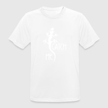 catchme wite - Men's Breathable T-Shirt