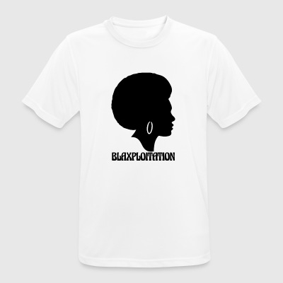 blaxploitation blak - Men's Breathable T-Shirt