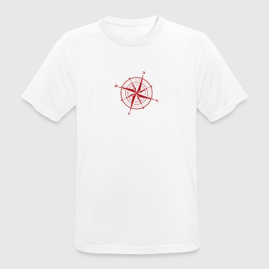 Northrend Compass Northeast - Men's Breathable T-Shirt