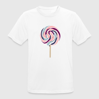 Lolli pastell - T-shirt respirant Homme
