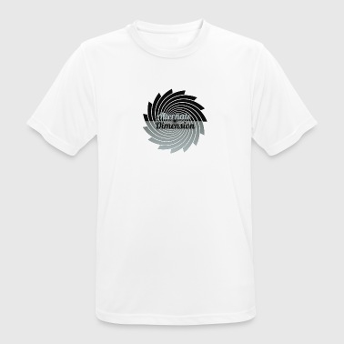 alternativ dimension - Herre T-shirt svedtransporterende
