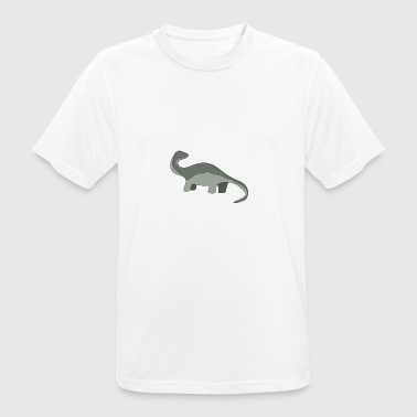 Gift Dinosaur Fossil Kawaii Trex Comic Dino - Men's Breathable T-Shirt