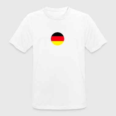 MÜHLBERG ELBE - Men's Breathable T-Shirt