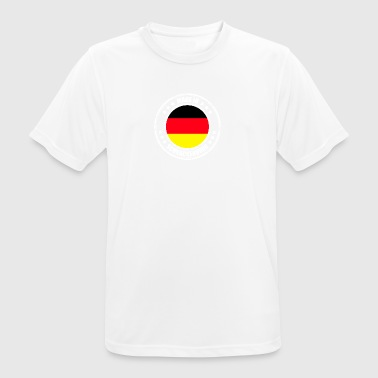 SCHNACK BURG - Men's Breathable T-Shirt