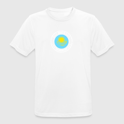 Made in Kazakhstan - Men's Breathable T-Shirt